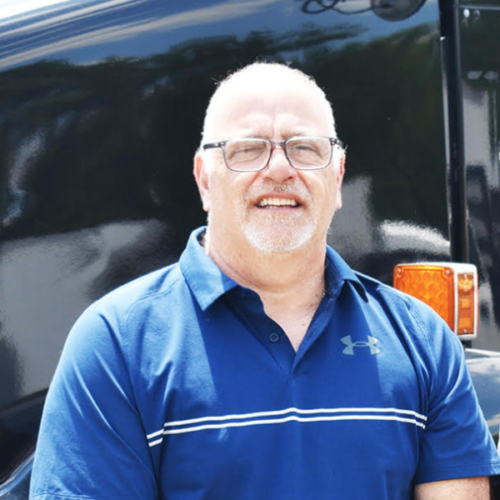 Dave Neurock, Hodges Westside Truck Center Sales Manager