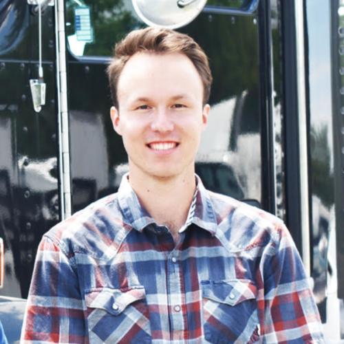 Derik Van Hoose, Hodges Westside Truck Center Sales Coordinator