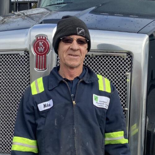 Mike Massingill, Hodges Westside Truck Center Technician