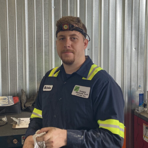 Nick Candre, Hodges Westside Truck Center Technician