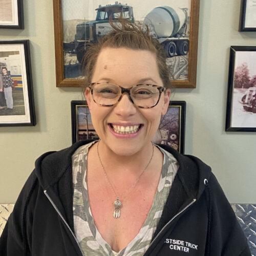 Nicole Porreca, Hodges Westside Truck Center Office Manager