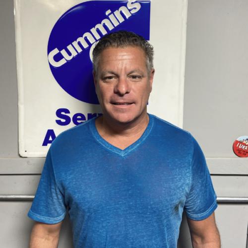 Paul Cassata, Hodges Westside Truck Center Used Parts Coordinator