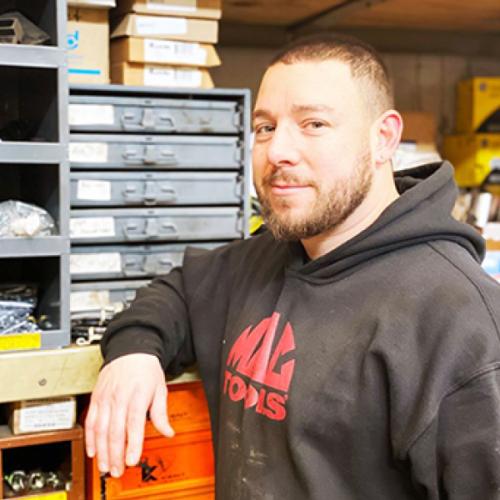 Steven DeMarco, Hodges Westside Truck Center Remote Service Manager