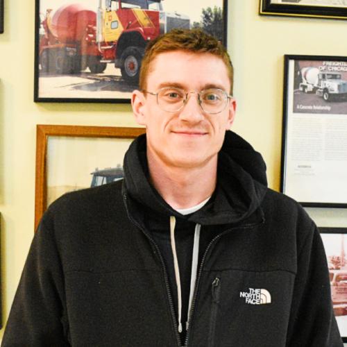 Tanner Mortensen, Hodges Westside Truck Center Service Writer