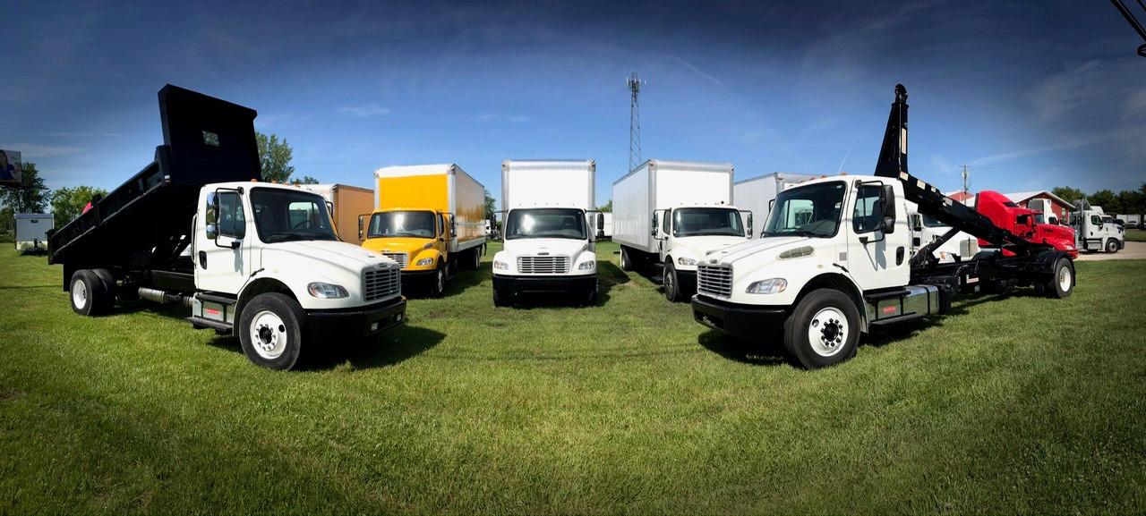 Hodges Westside Truck Center's Truck Inventory