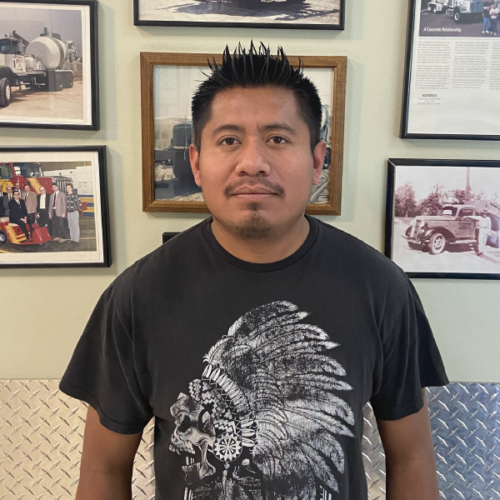 Rogelio Carranza, Hodges Westside Truck Center Parts Driver and Technician
